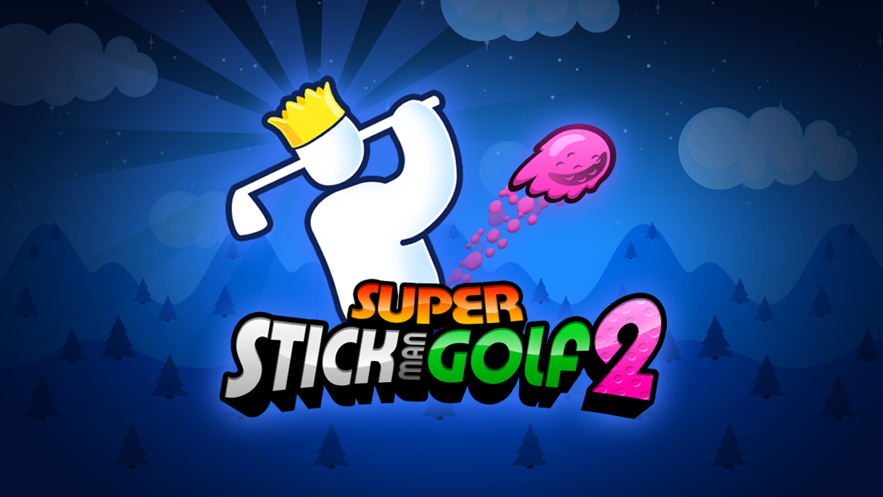 Super Stickman Golf 2- screenshot