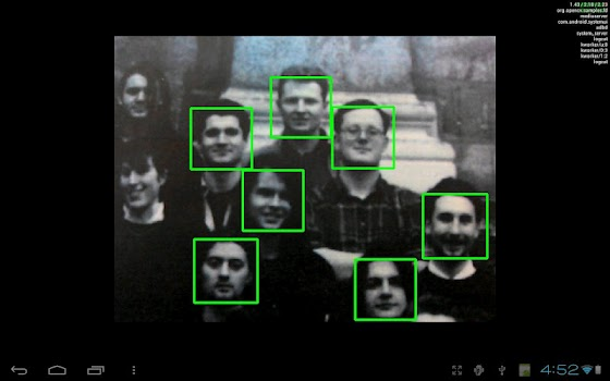 OpenCV Face Detection