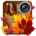 Autumn Photo Collage Editor icon