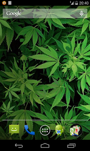 marijuana 3d live wallpaper hd android apps on google play