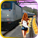 Girl Subway Run icon