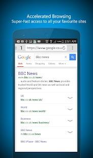 Spartan Browser screenshot