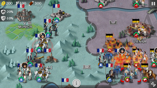 European War 4: Napoleon 1.4.6 Screenshots 3