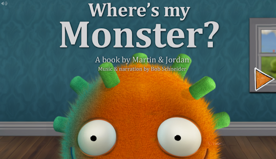 Where's My Monster? Screenshot