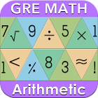 GRE Math : Arithmetic Review icon