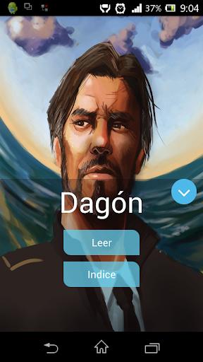 Dagon - Lovecraft