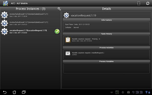 ACC - Task Explorer Lite screenshot