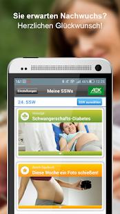 AOK Schwanger- screenshot thumbnail