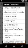 Screenshot of Siam Chord