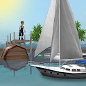 Remote Control Boat Parking icon