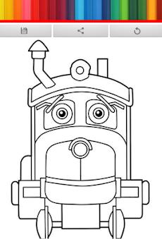 Chuggington Speed Trains Paintのおすすめ画像3