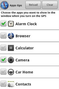 GPS Launcher - screenshot thumbnail