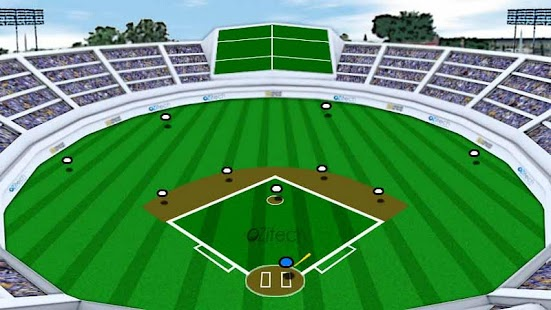BaseBall 2012 9 innings Free - screenshot thumbnail