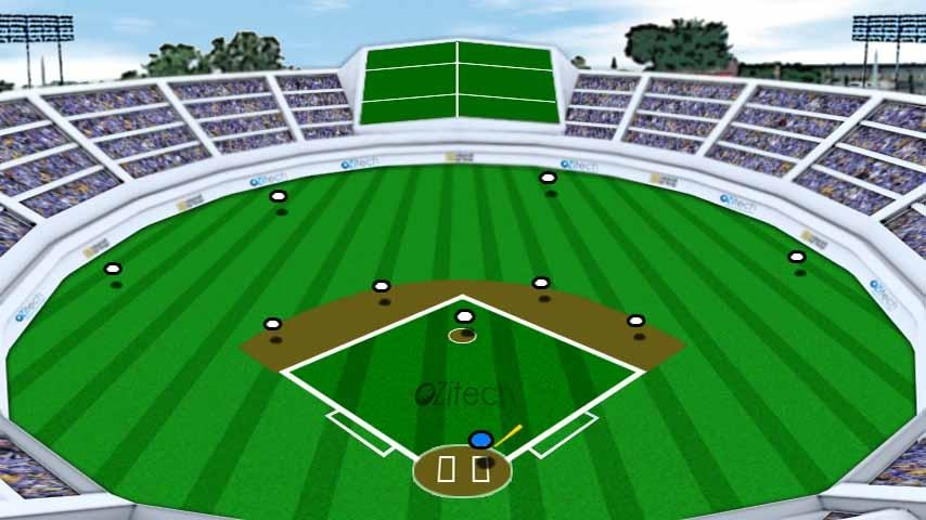BaseBall 2012 9 innings Free - screenshot