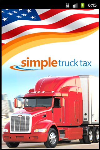 Simple Truck Tax- screenshot