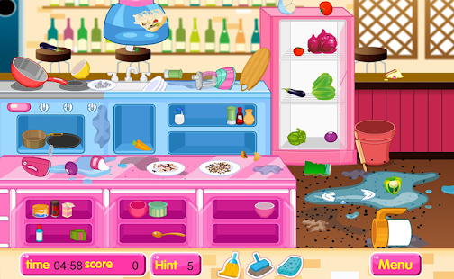 How to mod kitchen restaurant cleanup 4 apk for android for Kitchen queen mod apk