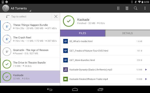 BitTorrent® Pro – Torrent App v5.4.4 [Mod] APK 9