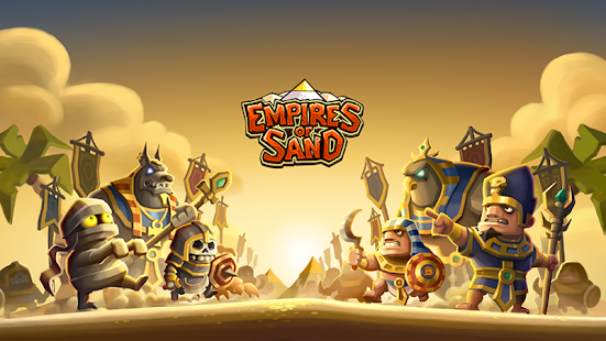 Empires of Sand – Online PvP Tower Defense Games 6
