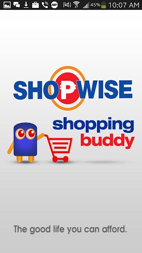Shopwise Shopping Buddy