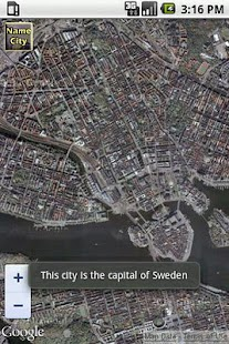 Satellite Quiz: Capital City L- screenshot thumbnail
