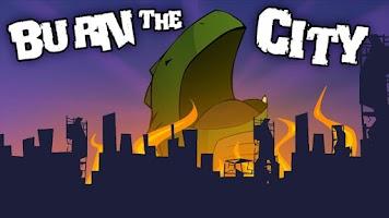 Screenshot of Burn The City