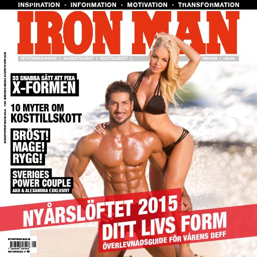 IRON MAN Magazine (SE)