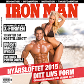 IRON MAN Magazine (SE)