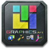 Graphics Art GO Launcher Theme