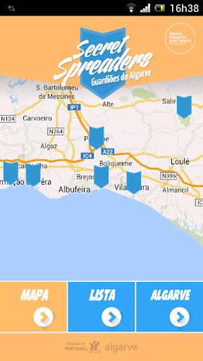 Algarve Secret Spreaders