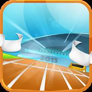 Мировая Атлетика 2015: Бег