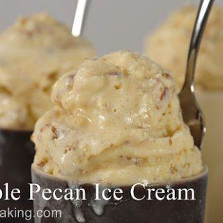 Maple Pecan Ice Cream Tested