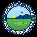MSGA Golf logo