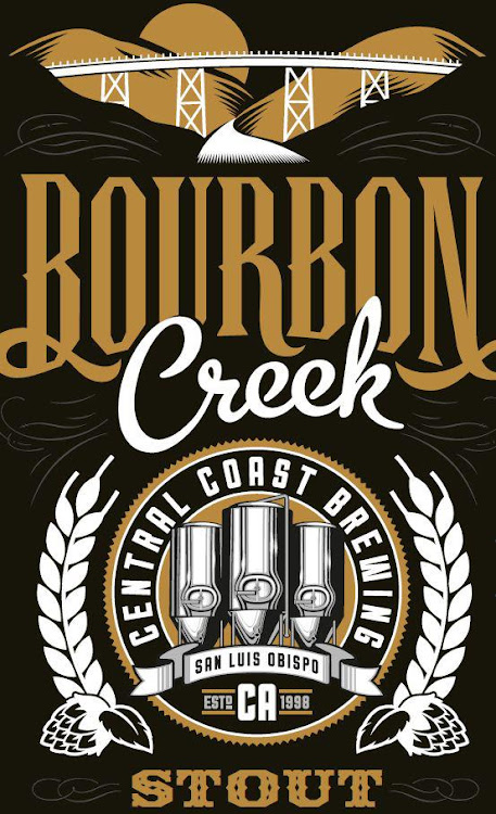 Logo of Central Coast Brewing Bourbon Creek