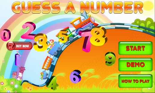 Guess the Number Game