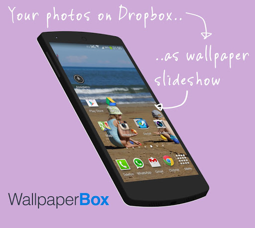 WallpaperBox Dropbox
