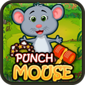 Punch mouse - Kids game