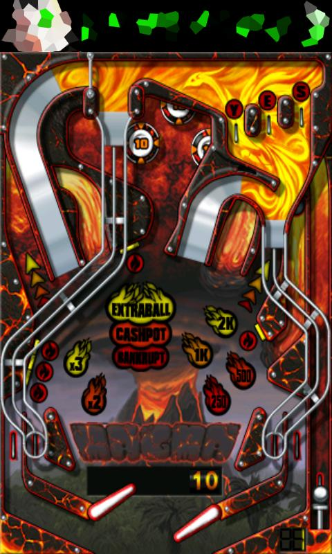 Pinball- screenshot