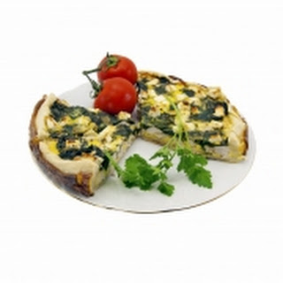 Broccoli Kip Quiche