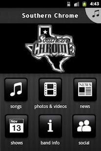 Southern Chrome - screenshot thumbnail