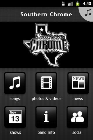 Southern Chrome - screenshot