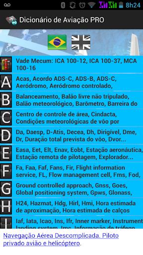 Dicionário de Aviação FREE