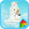 NorthPole dodol launcher theme