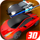HIGHWAY CHASE DOWN 3D icon