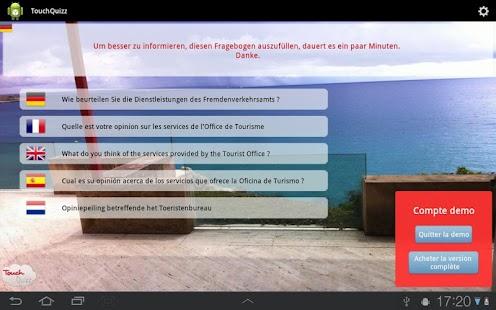 TouchQuizz- screenshot thumbnail