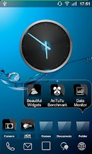 Crystal Black 2 Theme + Pack - screenshot thumbnail
