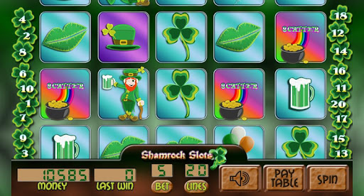 MPL Shamrock Slots 1.1 screenshots 2