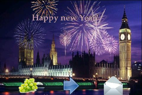 New Year Grapes