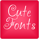 Cute Fonts for FlipFont Free icon