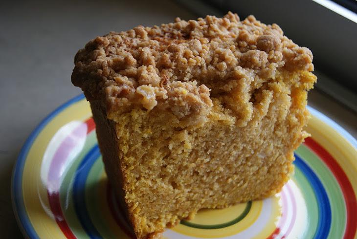 Pumpkin and Apple Crumble Recipe
