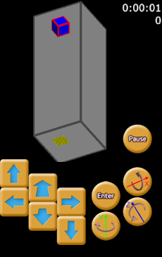ChiralCube  立体ブロックを組み合わせて消す楽しさのおすすめ画像2